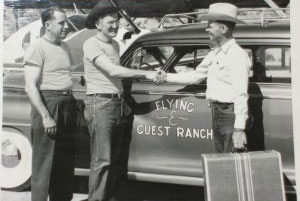 Arizona Dude Ranches - AZDRA Ranch History