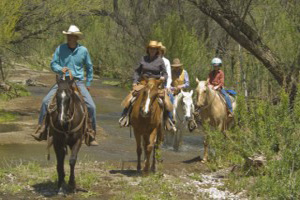 Arizona Dude Ranches - AZDRA Riding Programs