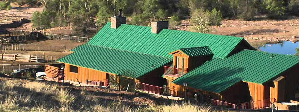Exterior Cherry Creek Lodge