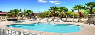 Arizona Dude Ranch Specials - Pool at Stagecoach Trails Ranch