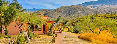 Arizona Dude Ranch Specials - Exterior Tanque Verde Ranch