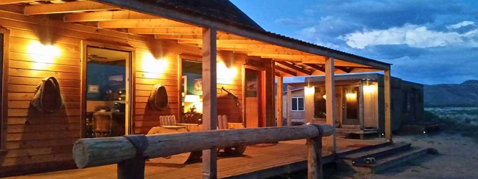 Exterior Hideout Ranch