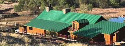 Cherry Creek Lodge Exterior
