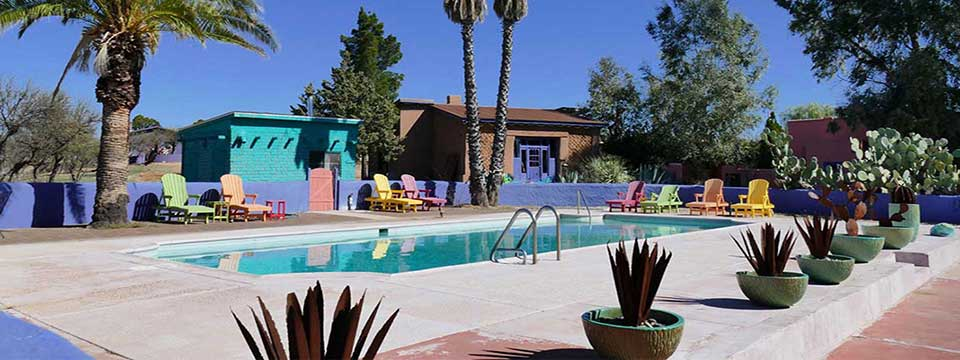 Rancho De La Osa Pool